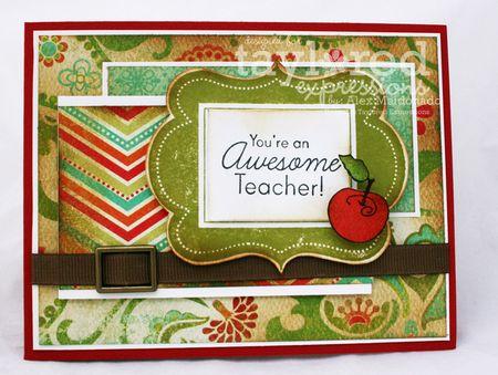 TeacherLabelSM