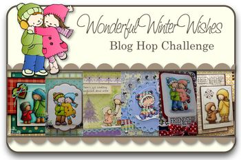 Wonderful Winter Wishes Blog Hop Challenge
