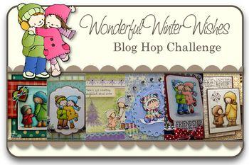 Wonderful Winter Wishes Blog Hop Challenge